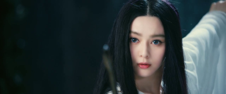 The White Haired Witch of Lunar Kingdom-Fan Binbing